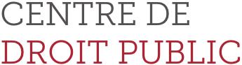 Centre de Droit Public