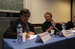 Bruno Latour et Serge Gutwirth - 19/04/13