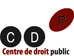 Le Centre de droit public recrute un chercheur à temps partiel ! / Call for Applications. Part-time researcher position.