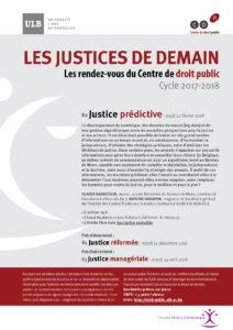 LES JUSTICES DE DEMAIN
