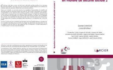 Questions transversales en matière de sécurité sociale 2